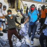 Haiti: sale a 1.297 il bilancio dei morti dopo il terremoto