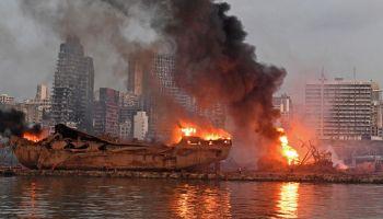 Beirut un anno dopo. Nessun colpevole per esplosione al porto e Libano verso guerra civile