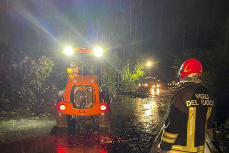 Maltempo: temporali al Nord, ancora allerta in Lombardia