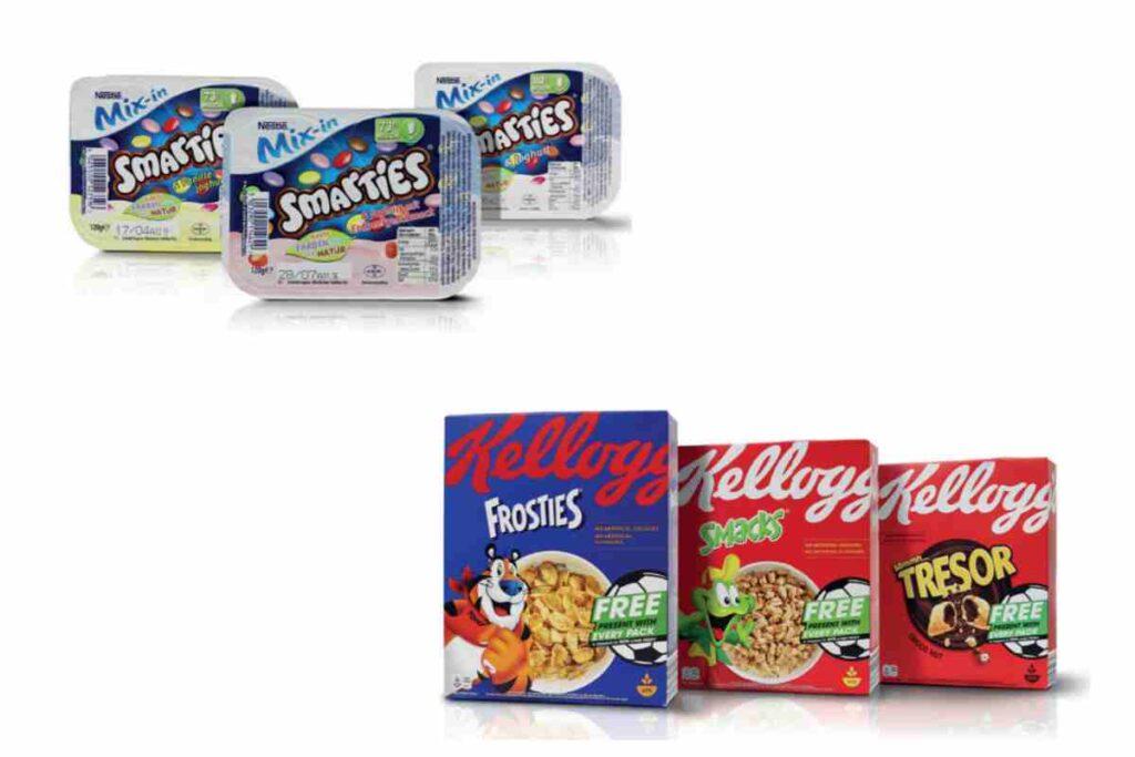 Nestlé, Kellogg's, Unilever: oltre l'85% degli alimenti per bambini non è sano. Lo studio che svela i meno salutari