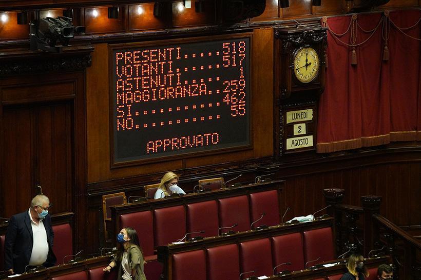 La Riforma Cartabia incassa la fiducia alla Camera