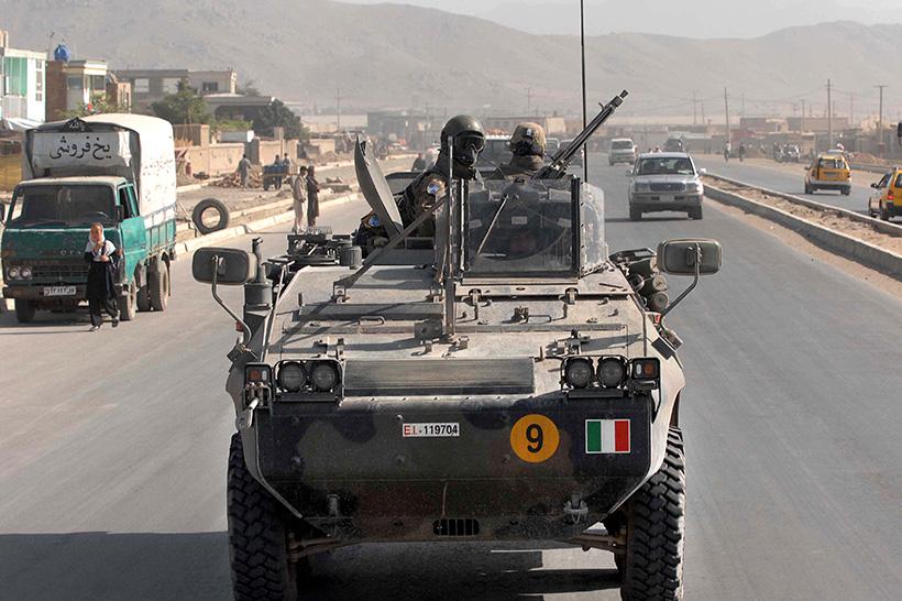 Aumentano i finanziamenti per le missioni italiane all'estero