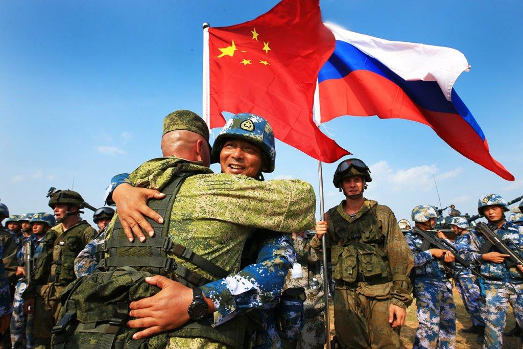 Via alle manovre congiunte Russia-Cina. Coinvolti 10.000 militari