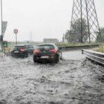 Maltempo: temporali al Nord, fiumi sorvegliati speciali