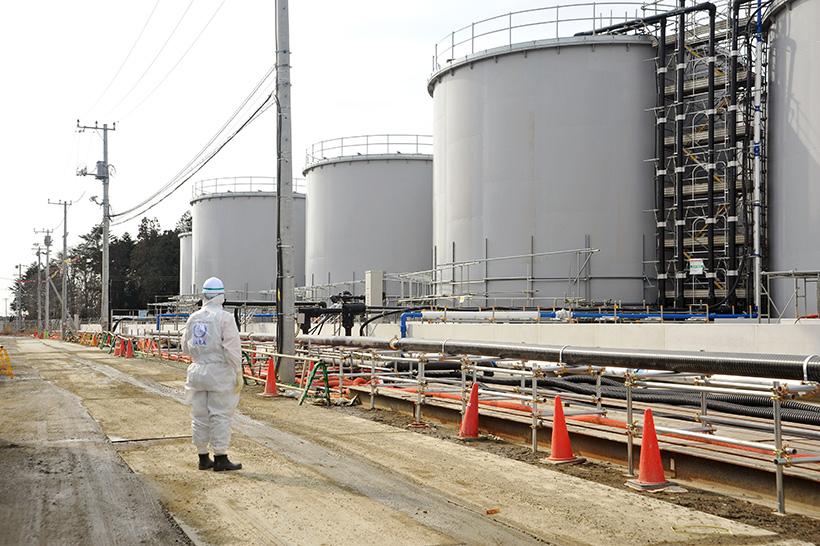 Fukushima, prende forma il piano di rilascio in mare delle acque contaminate