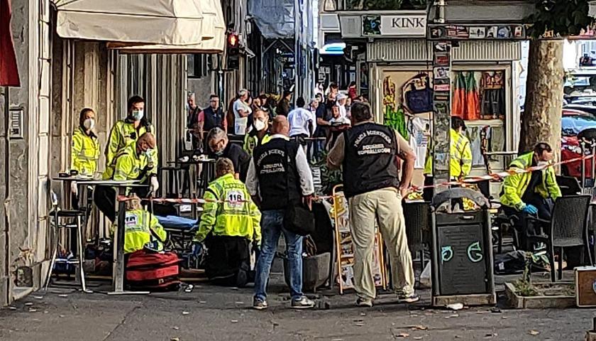 Sparatoria in centro a Trieste: sette i feriti di cui due gravi, fermati due sospetti