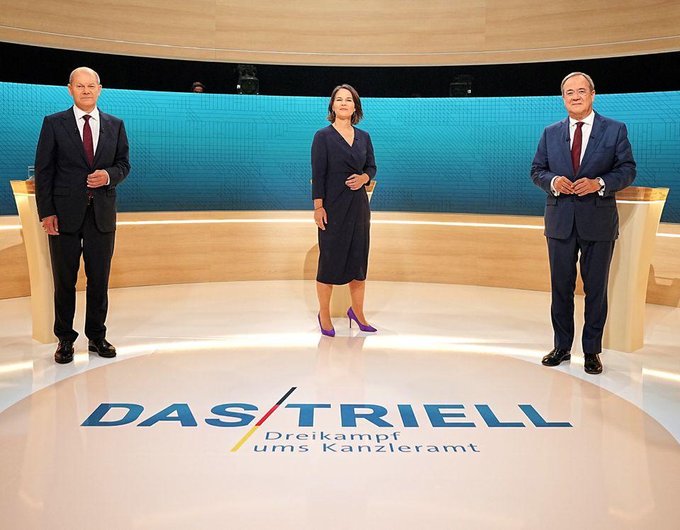 Elezioni Germania: quasi la metà degli elettori ancora indecisi