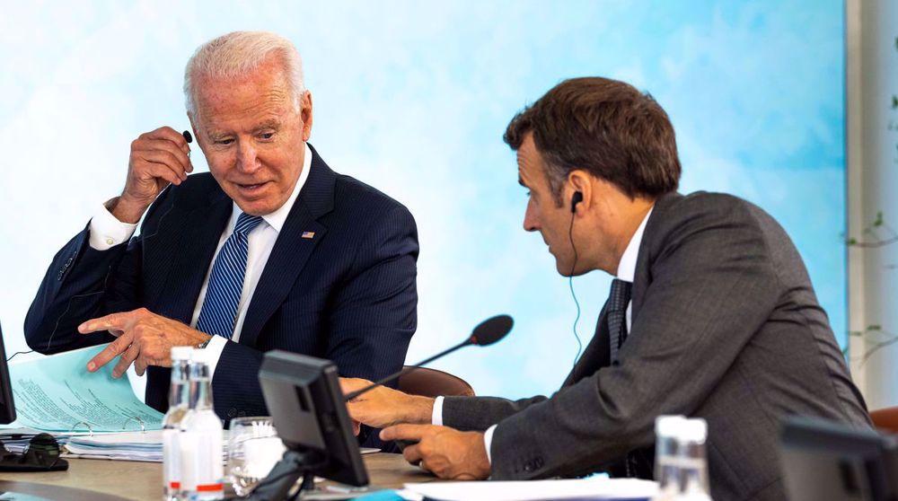 """Biden """"pugnala alle spalle"""" la Francia sull'accordo nucleare dell'Australia"""