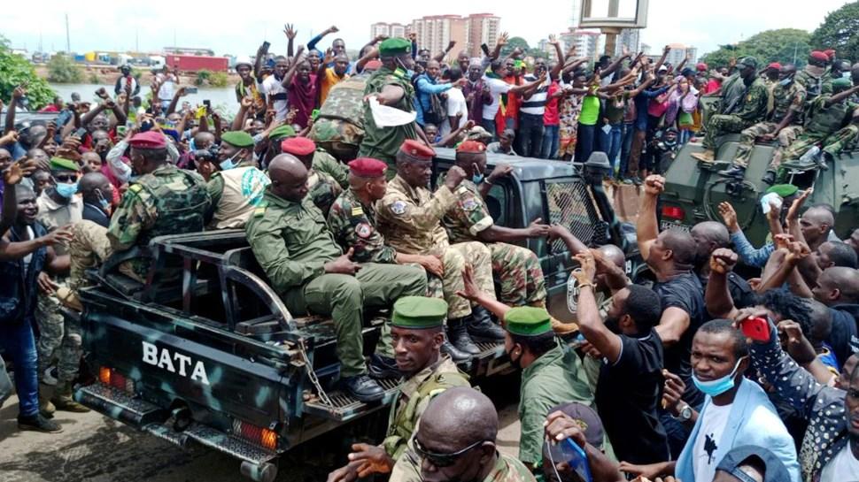 Guinea: Il principale leader politico dell'opposizione apre a governo di transizione