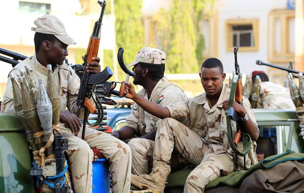Sudan: L'esercito prende il controllo della TV e della radio di stato