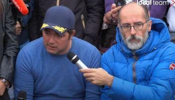 """Movimento 15 ottobre: """"Il ministro Patuanelli si e' impegnato a creare un canale diretto con noi"""""""