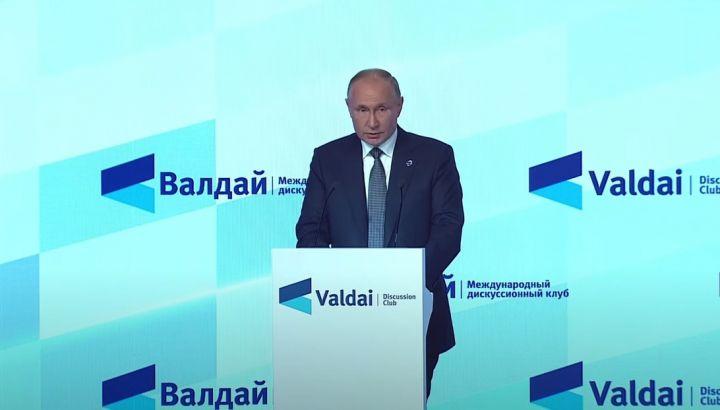 """Putin: """"Il modello di capitalismo esistente si è esaurito"""""""