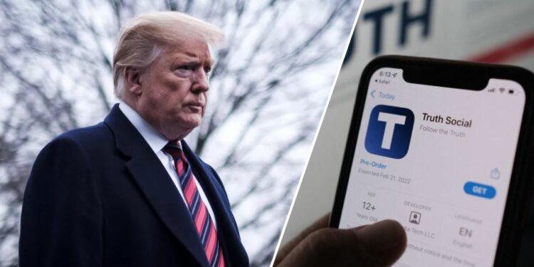 Donald Trump ha chiamato Truth il suo nuovo social network